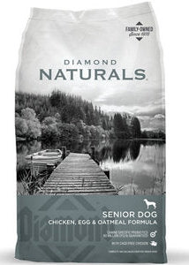 Diamond Naturals Senior Dog