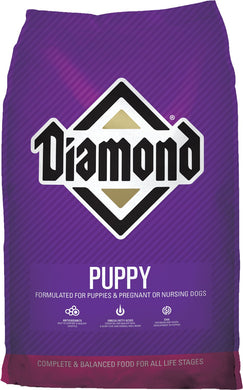 Diamond Puppy Dog