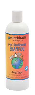 Earthbath 2-in-1 Conditioning Shampoo