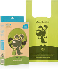 Earth Rated Unscented Easy-Tie Handle Poop Bags