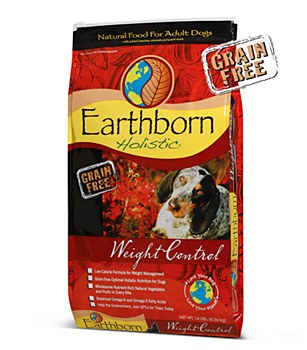 Earthborn Weight Control Dog
