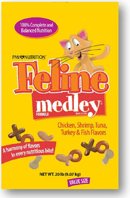 Feline Medley Cat