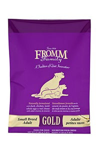 Fromm Gold Small Breed Adult Dog