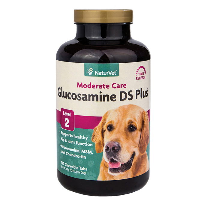Naturvet Glucosamine DS with MSM-Level 2