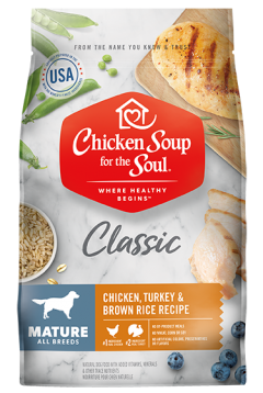Chicken Soup for the Soul Mature Dog