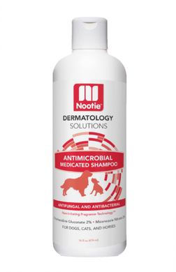 Nootie Antimicrobial Medicated Shampoo