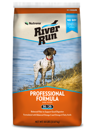 Nutrena River Run Professional 30 Dog