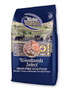 Nutrisource Grain Free Woodlands Select Dog