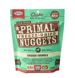 Primal Chicken Freeze Dried Dog Food