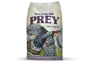 Taste of the Wild Prey Turkey Cat