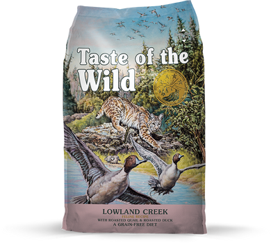 Taste of the Wild Lowland Creek Cat