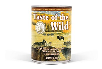 Taste of the Wild High Prairie Dog Canned