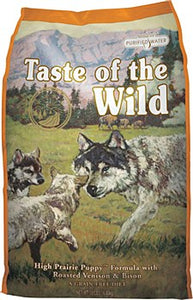 Taste of the Wild High Prairie Puppy Dog