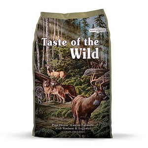 Taste of the Wild Pine Forest Dog