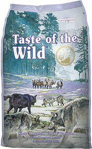 Taste of the Wild Sierra Mountain Dog