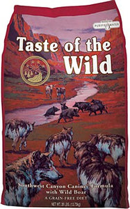 Taste of the Wild Southwest Canyon Dog
