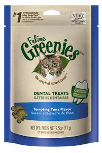 Feline Greenies- Tempting Tuna