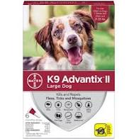 Advantix II Large Dog 21-55lbs.