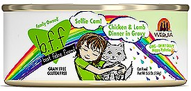BFF Weruva Selfie Cam Chicken & Lamb Cat Canned