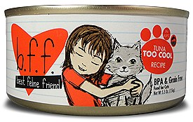BFF Weruva Too Cool Tuna Cat Canned