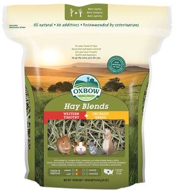 Oxbow Hay Blends- Western Timothy & Orchard