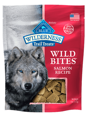 Blue Wilderness Wild Bites-Salmon