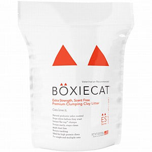 Boxiecat Extra Strength Premium Clay Cat Litter