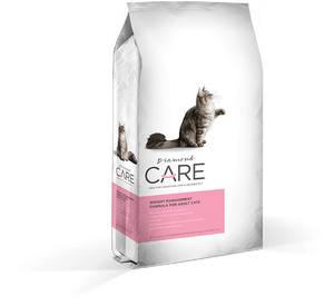Diamond Care Weight Management Cat