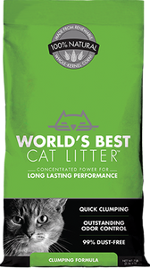 World's Best Cat Litter- Clumping