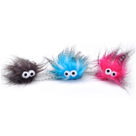 Coastal Cat Plush Monster Cat Toy