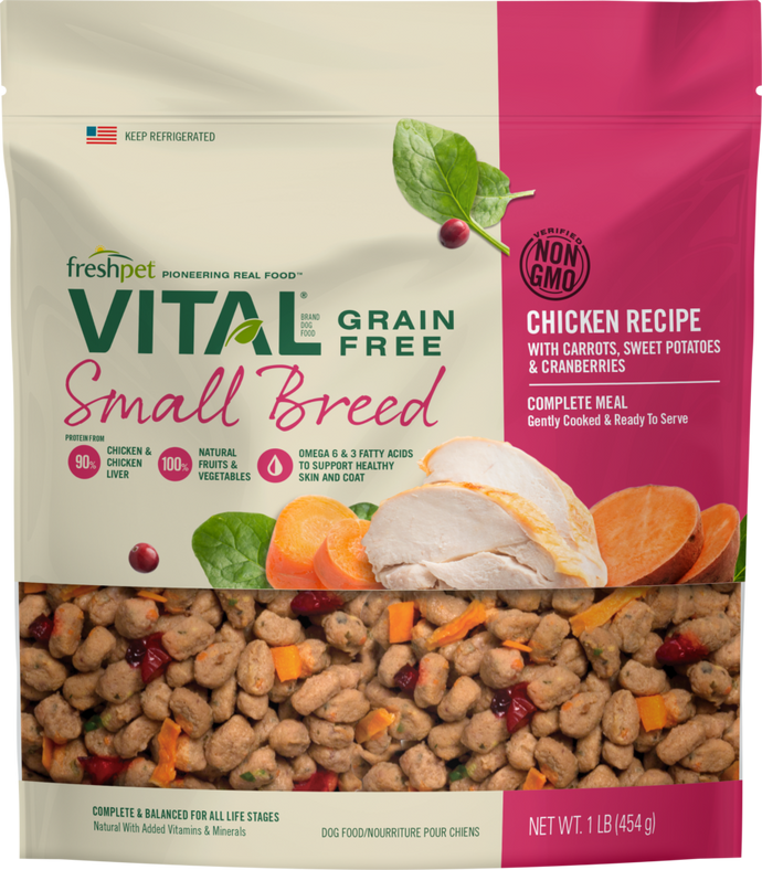 Freshpet Vital Grain Free Small Breed