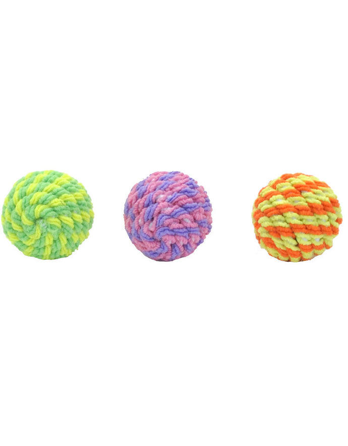 Turbo Cat Rattle Balls Cat Toy