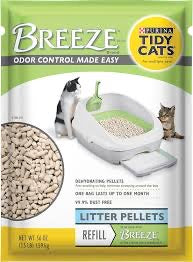 Tidy Cats Breeze Pellets