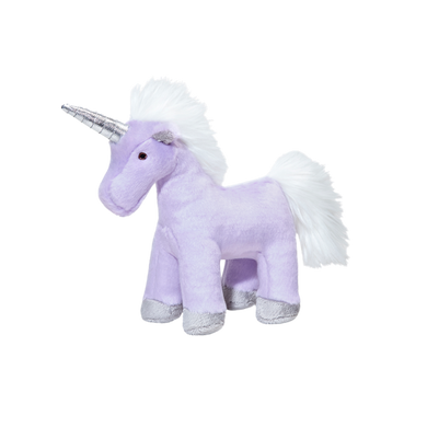 Fluff and Tuff Violet Unicorn