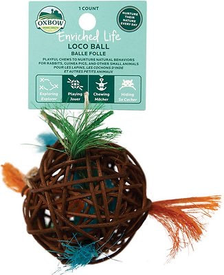 OxBow Loco Ball Toy