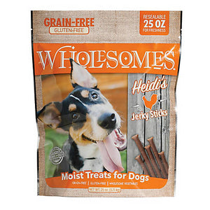 Wholesomes Chicken Jerky Sticks