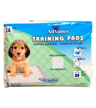 Advance Training Pads