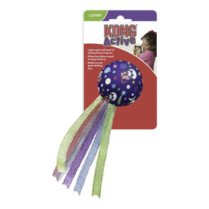 Kong Active Space Ball Cat Toy