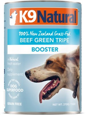 K9 Natural Booster Beef Green Tripe Grain-Free Dog Canned