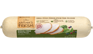 Freshpet Nature's Fresh Grain Free Turkey Recipe