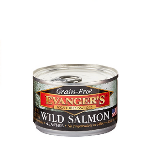Evanger's Salmon Dog Canned