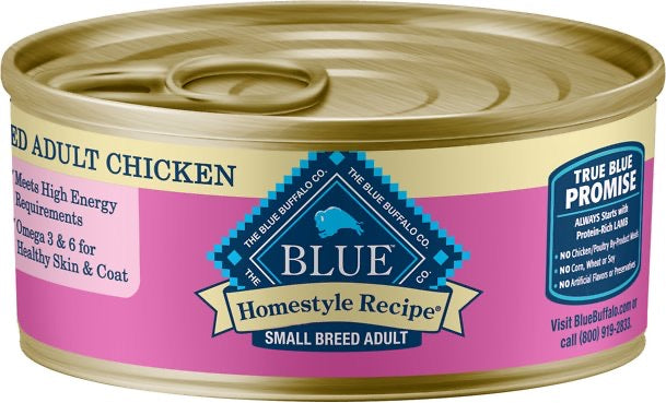 Blue Buffalo Homestyle Small Breed Chicken Canned Dog
