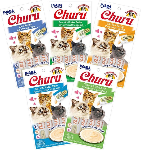 Churu Purées 2 Oz Cat Treats