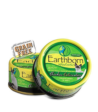 Earthborn Chicken Catcciatori Cat Canned