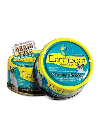 Earthborn Monterey Medley Cat Canned