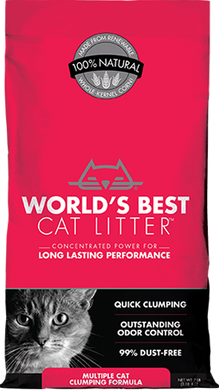 World's Best Cat Litter- Multi Cat