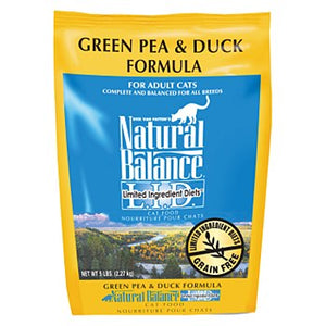 Natural Balance Green Pea & Duck Cat