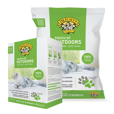 Dr. Elsey's Touch of Outdoors Litter