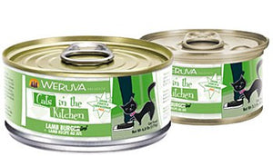 Weruva Cats in the Kitchen Lamburgini with Lamb Cat Canned