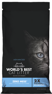 World's Best Cat Litter- Zero Mess